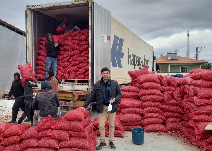 Turkish Red Onion